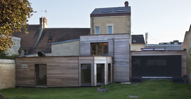 Extension maison caen ventana blog for Top garage caen